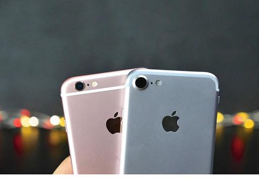 Giá Iphone 6 và 6s có bằng nhau không?